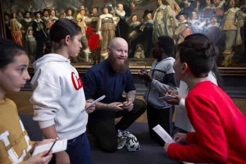 Het Rijksmuseum is weer geopend! | Beeld: copyright Rijksmuseum
