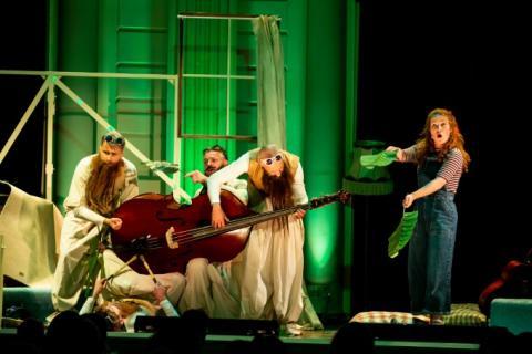 Muzikale projecten in Het Concertgebouw voor leerlingen op basisscholen