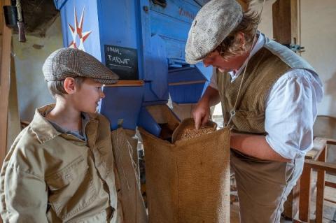 Ieder kind naar de molen | Ontdek De Hollandsche Molen!