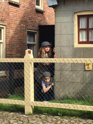 Kinderen zuiderrzee museum